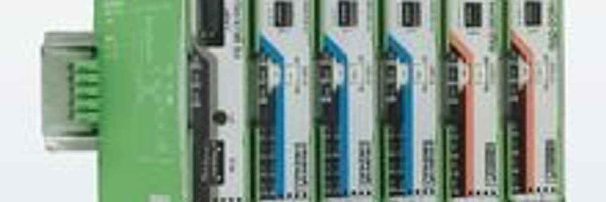 I / O Gateway PROFIBUS PA: Direct integration of I / O devices in PROFIBUS PA