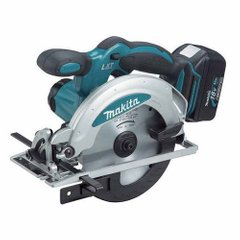 Saw disc rechargeable Makita BSS 610 RFE