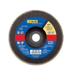 Circle abrasive stripping petalled Meister Z60 125 136 106 125 S & R