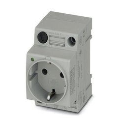 Розетка на DIN-рейку EO-CF/UT/LED/F 0804029 Phoenix Contact