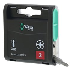 Phillips PH2 x 25 20 bit set of a piece of 05057753001 Wera
