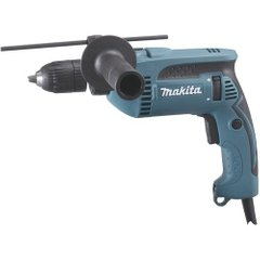 Drills shock Makita HP 1641 K BZP