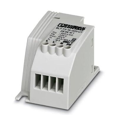 Lightning and surge protection for LED lighting BLT-T2-1S-320-UT 2906101 Phoenix Contact
