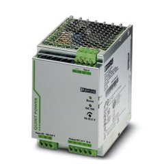 The power supply unit QUINT-PS / 1AC / 24DC / 20 24 V DC / 20 A 1-phase. SFB-technology 2866776 Phoenix Contact