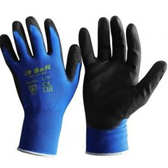 Gloves set L / 9 polyester 102677 S&R