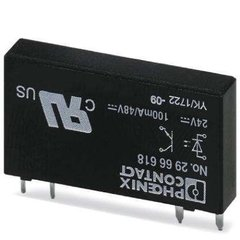 Miniature solid-state relay OPT-24DC / 48DC / 100 2966618 Phoenix Contact